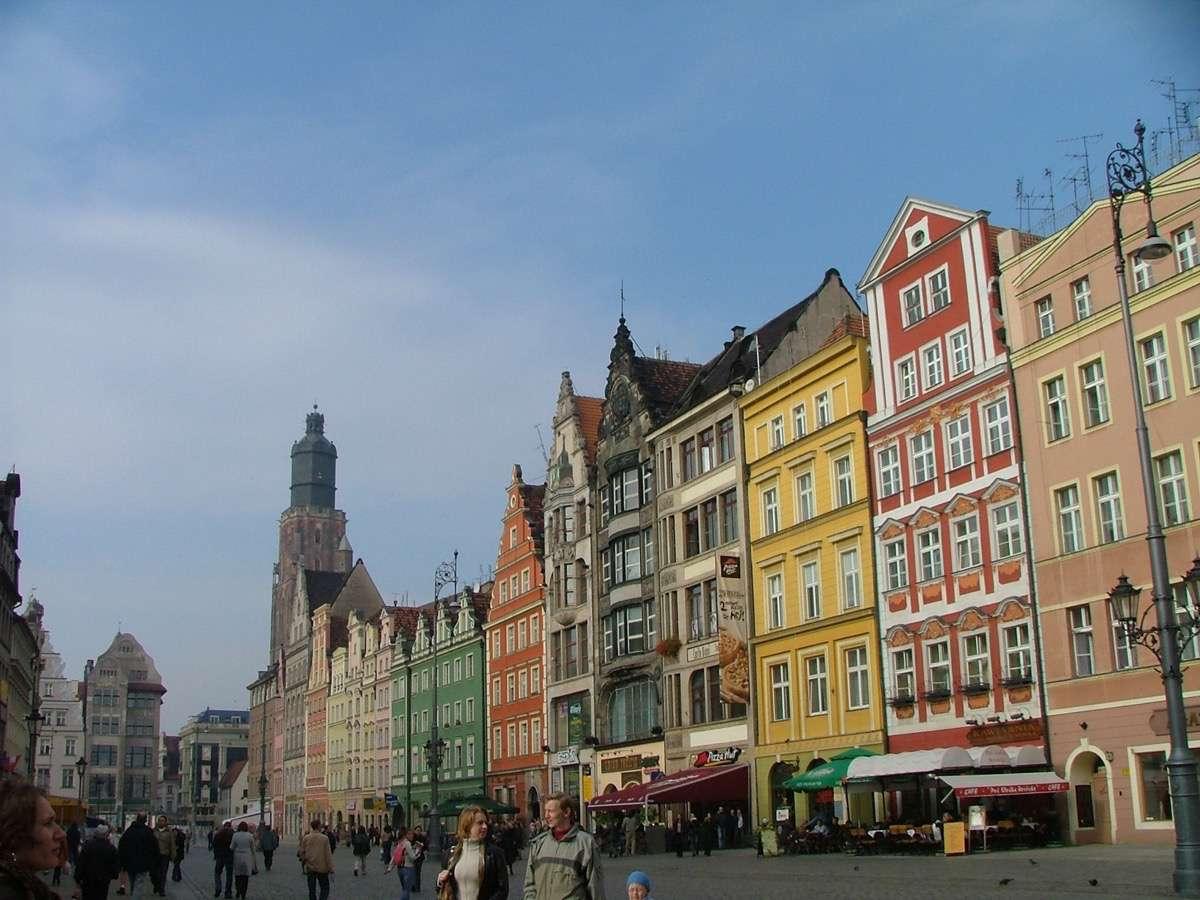 Wroclaw rynek
