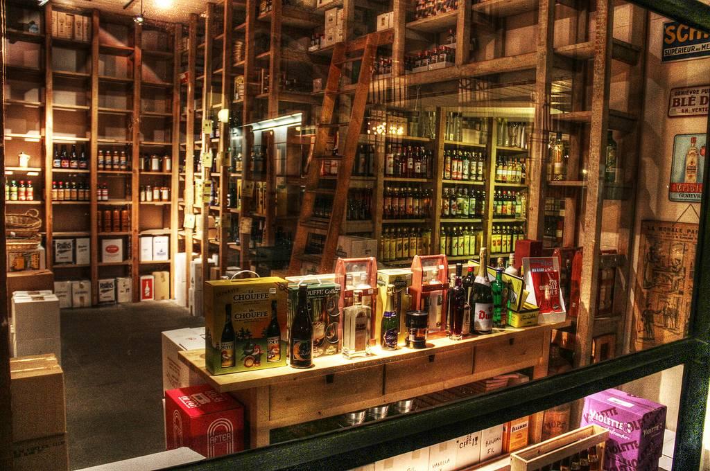 la mejor cerveza de europa: amberes