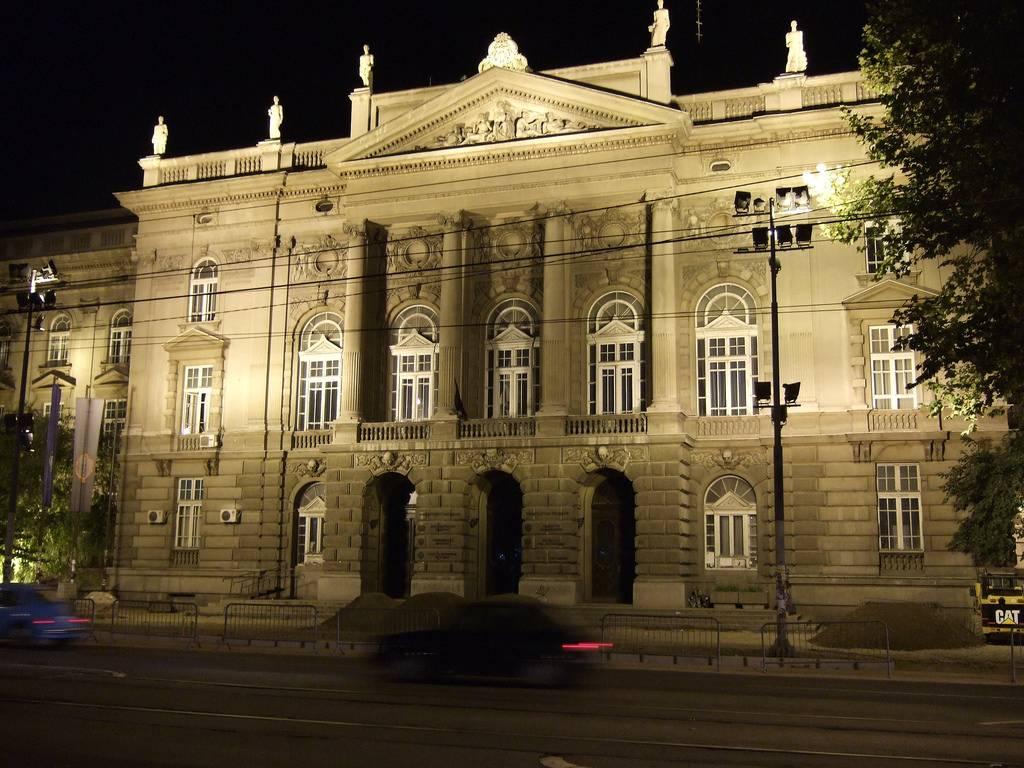 museos de ciencias: belgrado