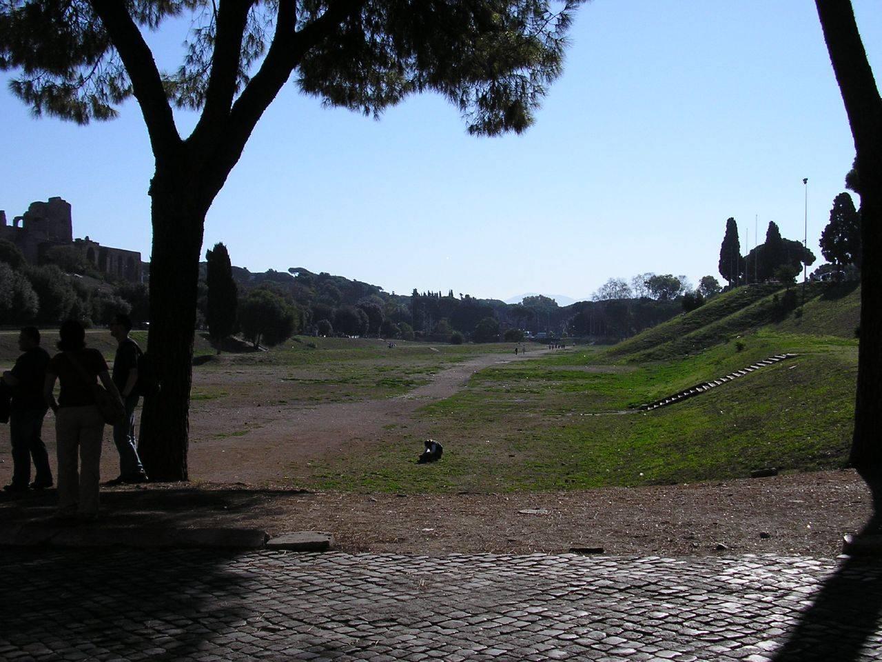 viaje a roma de 5 días: circo maximo