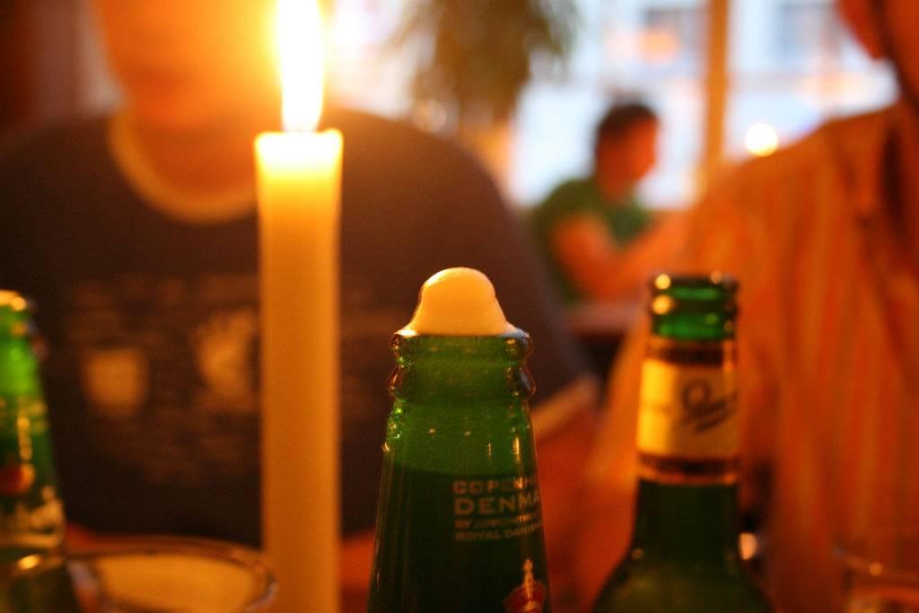 la mejor cerveza de europa: copenhague