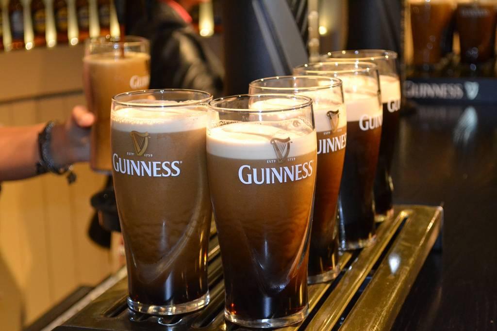 la mejor cerveza de europa: dublin