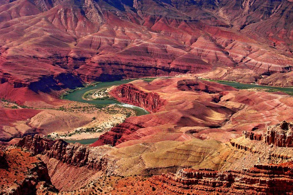 ruta 66: gran cañón