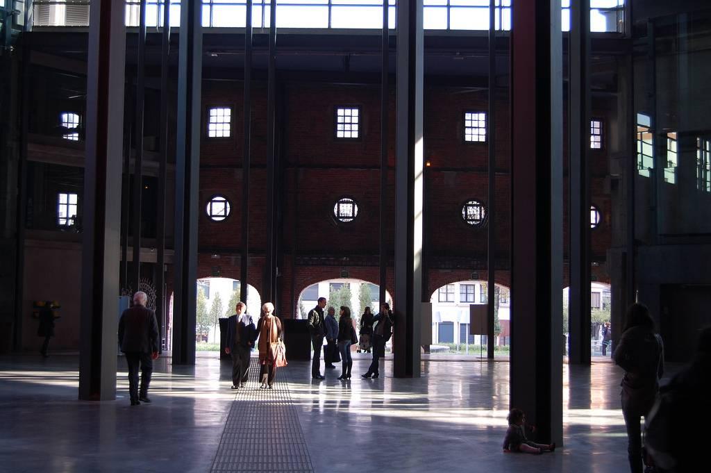 visita a bilbao: la alhondiga