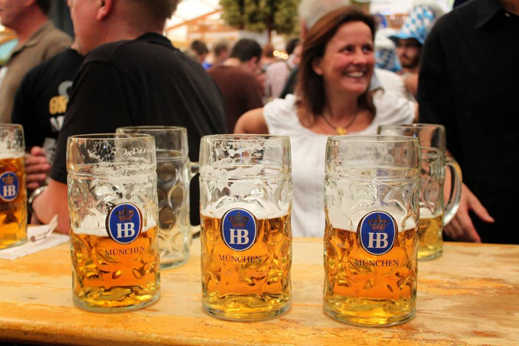 la mejor cerveza de europa: munich