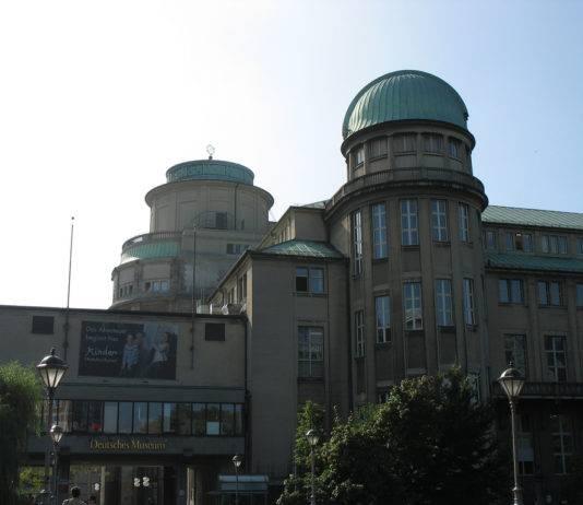 museos de ciencias: munich