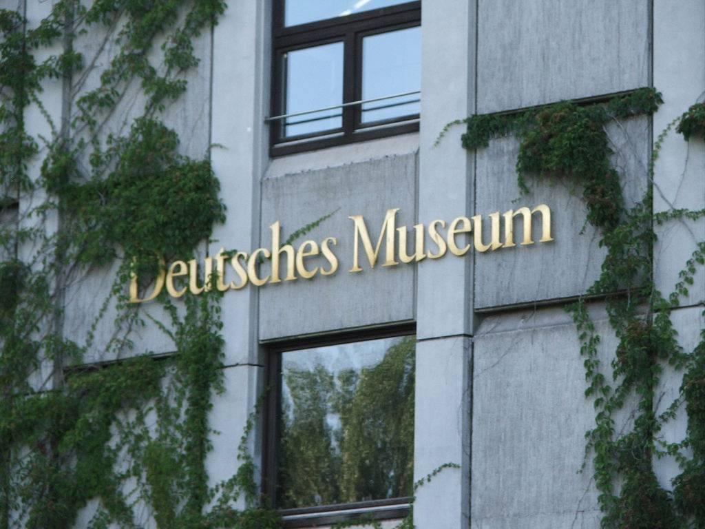 museos de munich: alemán