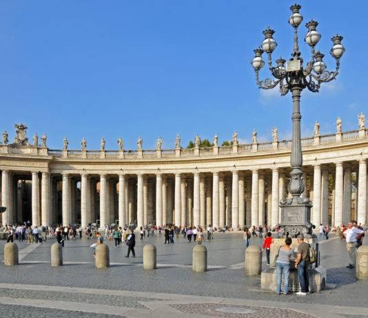 viaje a roma de 5 días: plaza san pedro