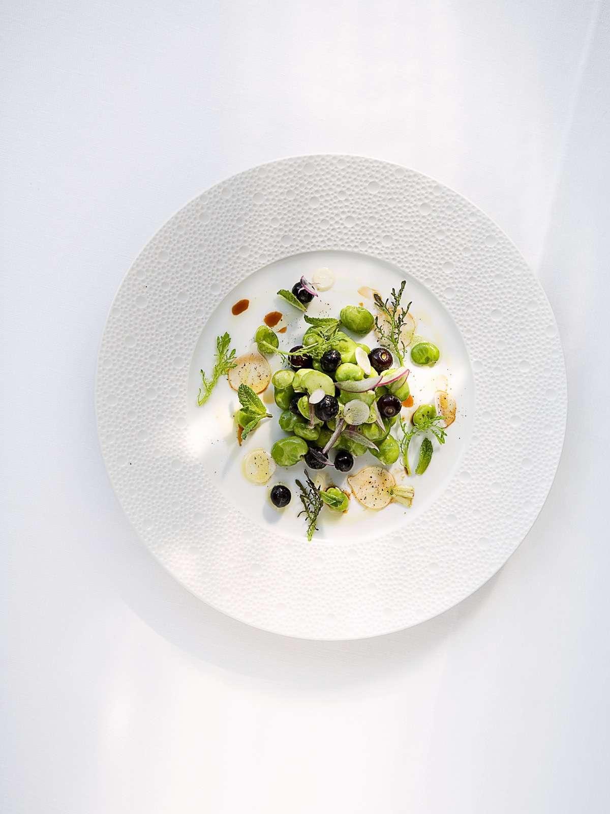mejores restaurantes europeos restaurante LArpege - Paris, Francia