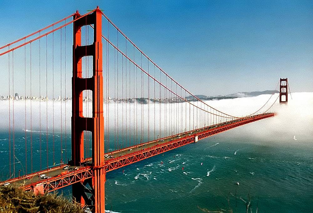 ruta de james bond: san francisco