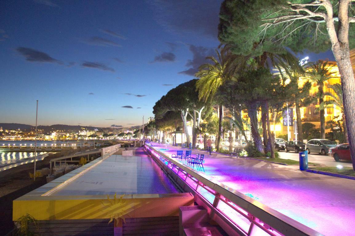 visitar Cannes en un día la croisette