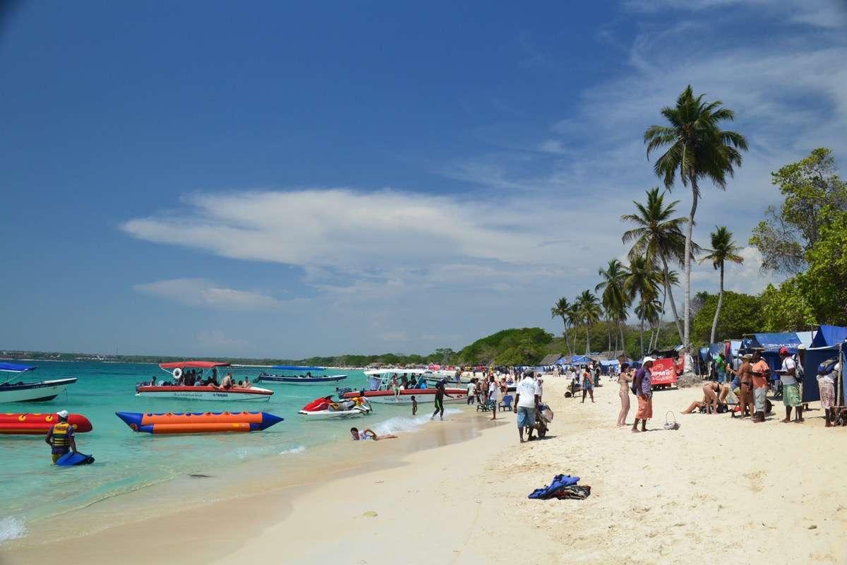 viajar a isla Barú playas