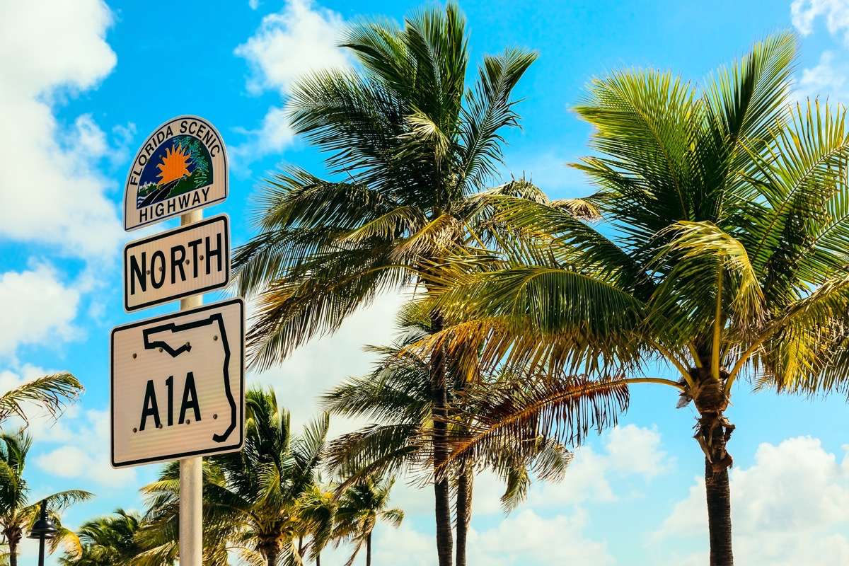 Viaje por Florida en coche: Miami, Orlando y más