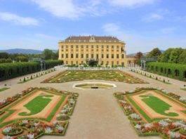 Un fin de semana en Viena palacio