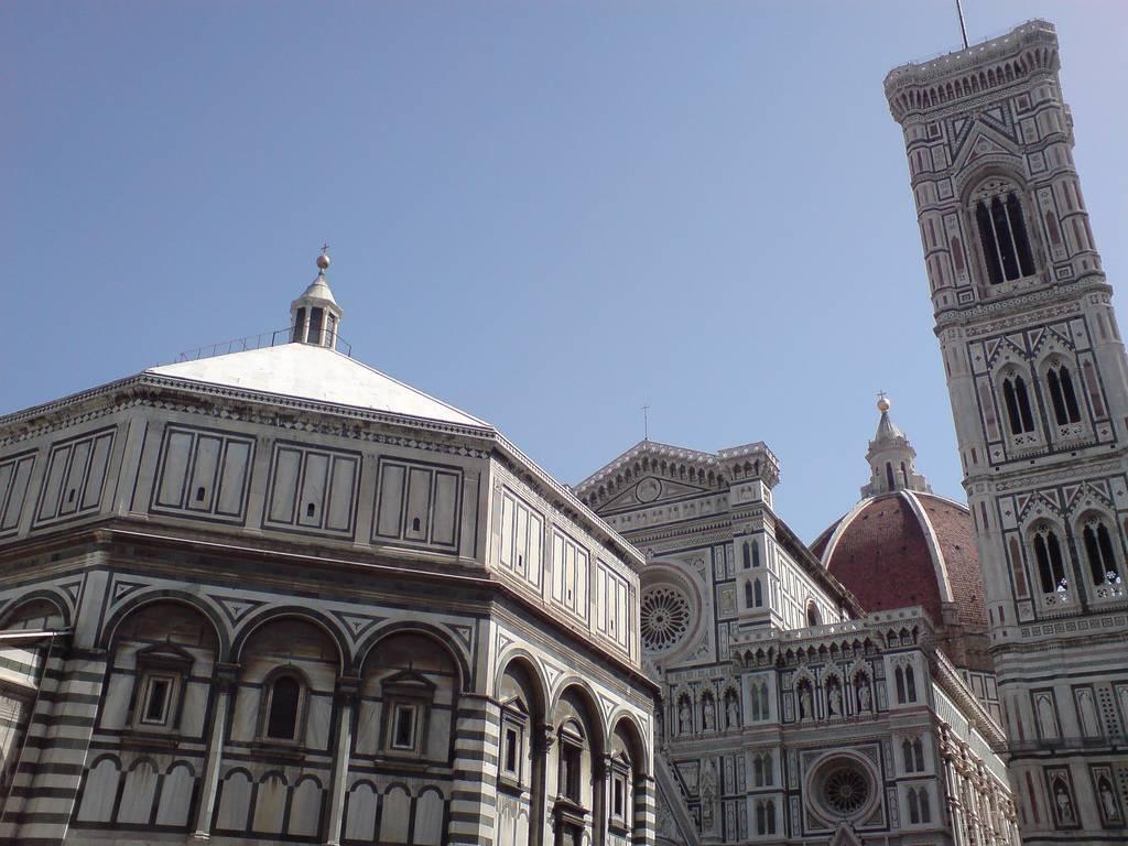 monumentos de italia: baptisterio