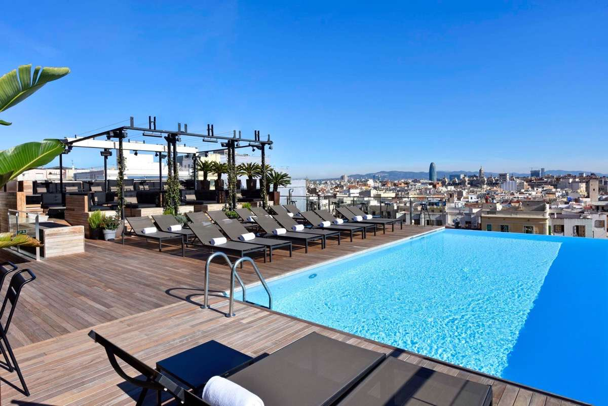 hoteles musicales barcelona