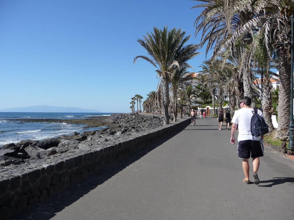 viaje a tenerife con niños: playas