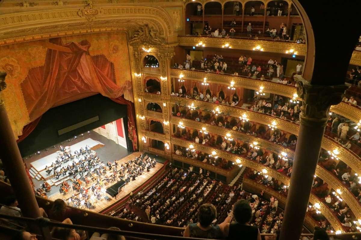 Un fin de semana en Viena opera