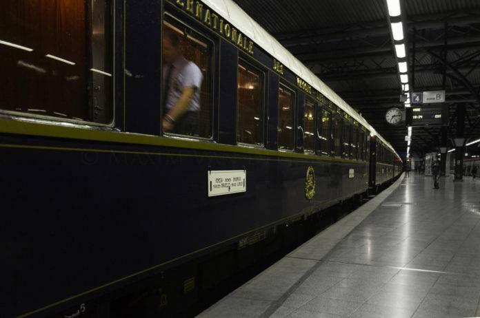 trenes turísticos del mundo: orient