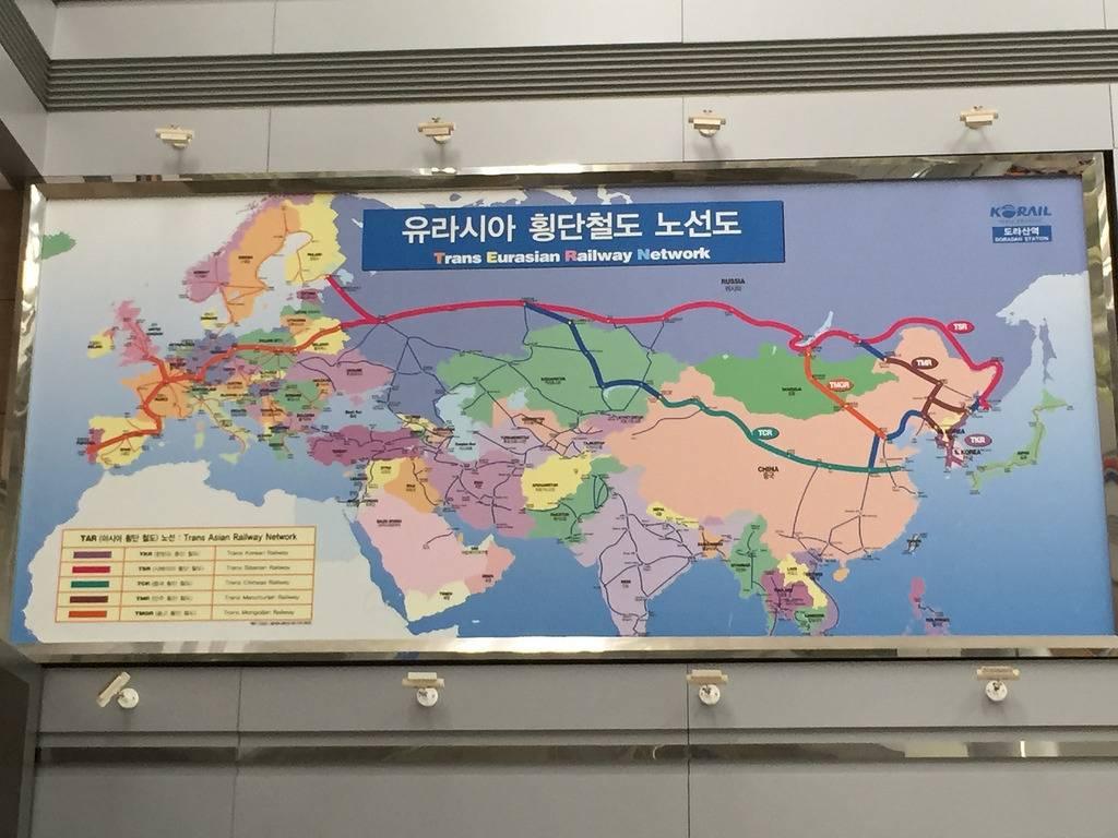 trenes turísticos del mundo: transiberiano