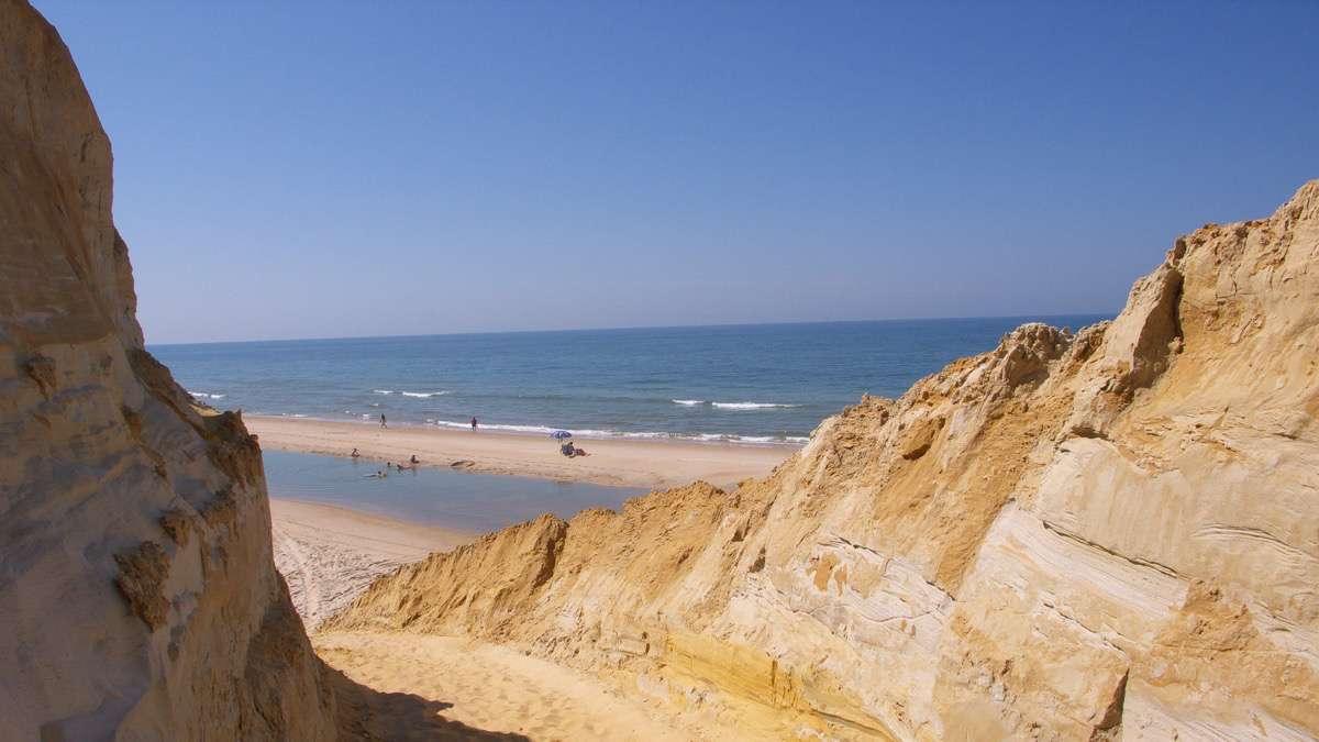 las playas más largas de España Mazagón