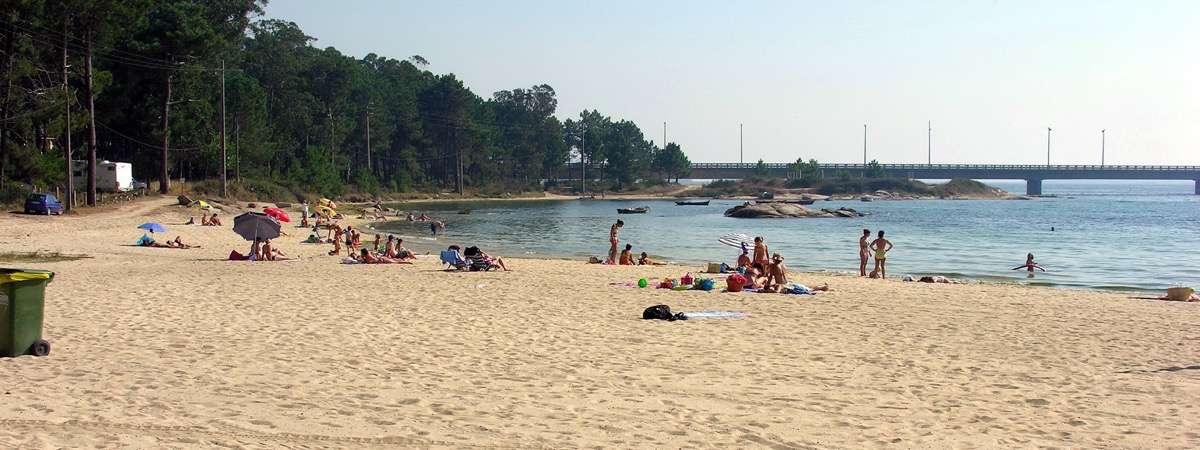 las playas más largas de España El Terrón,