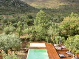 piscina casas rurales en portugal