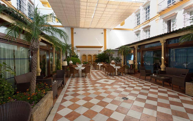 hotel los Jándalos santa marí