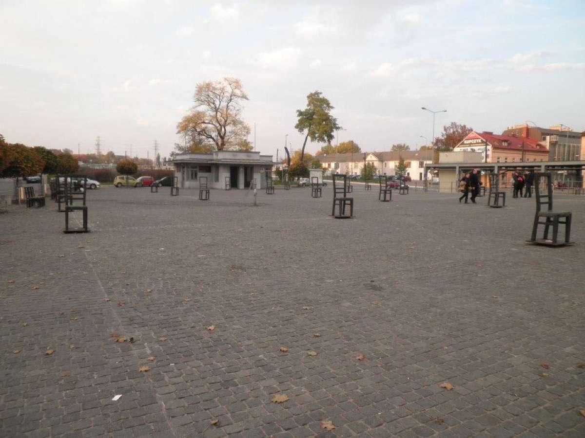 qué ver en Cracovia  plaza de los heroes patricia muñoz