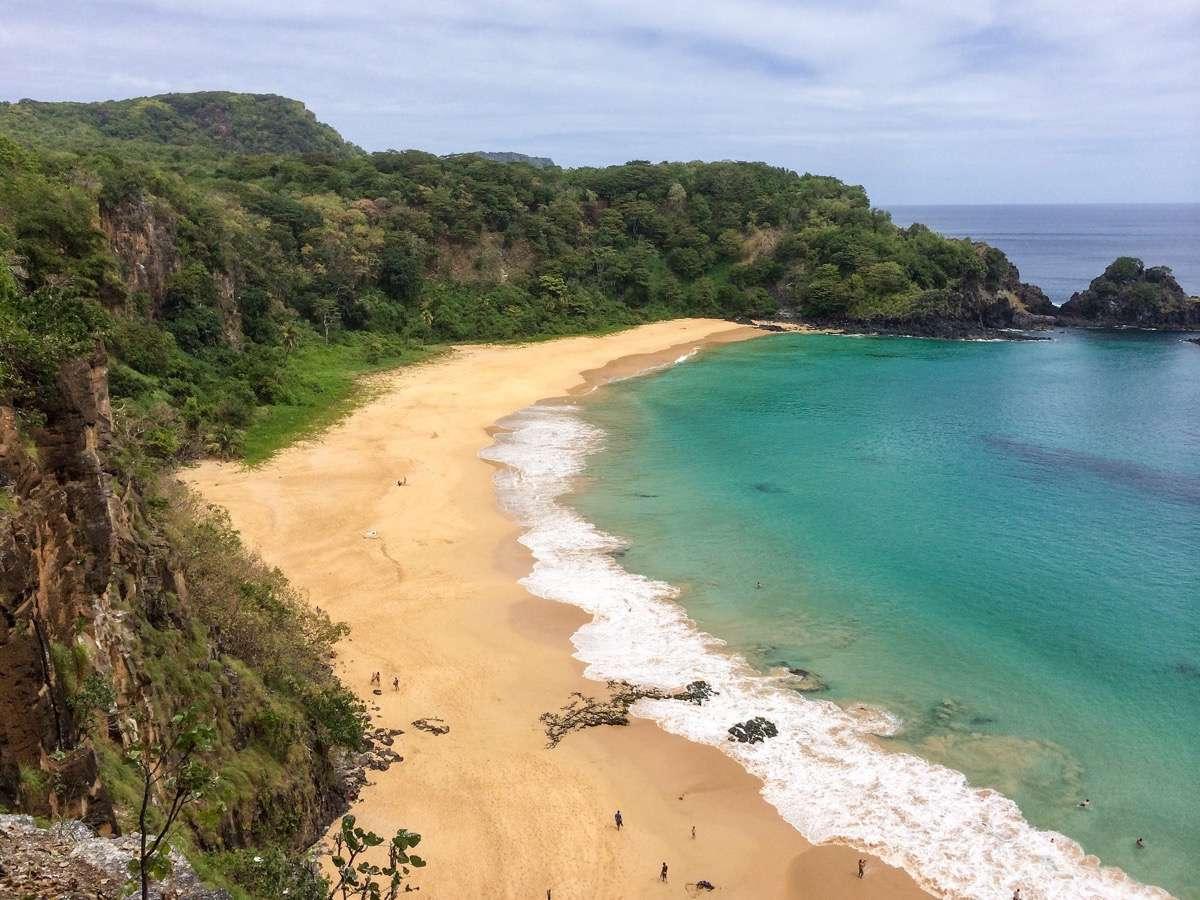 Baia do Sancho, mejores playas del mundo
