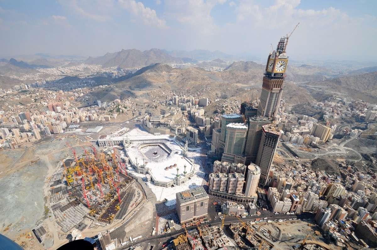 rascacielos más altos del mundo