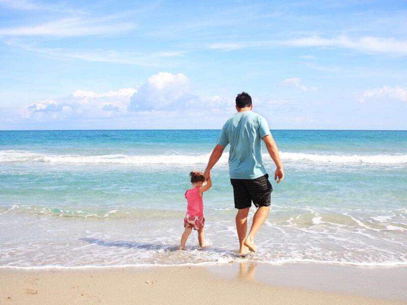 ideas para viajar con niños