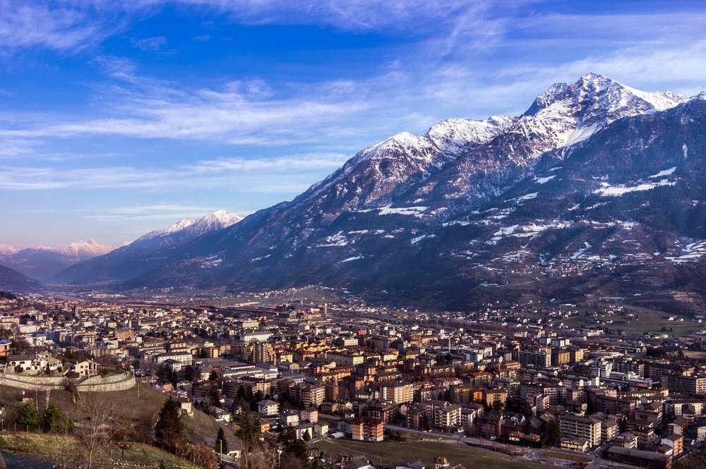 Pueblos pintorescos de Italia