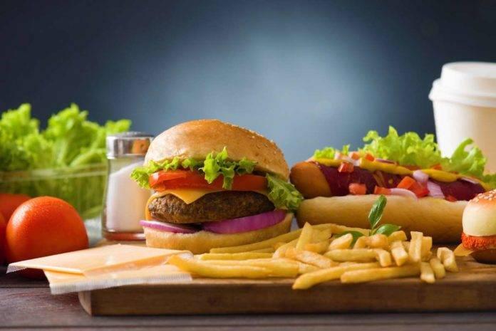 Los americanos ya no quieren comida rápida 2