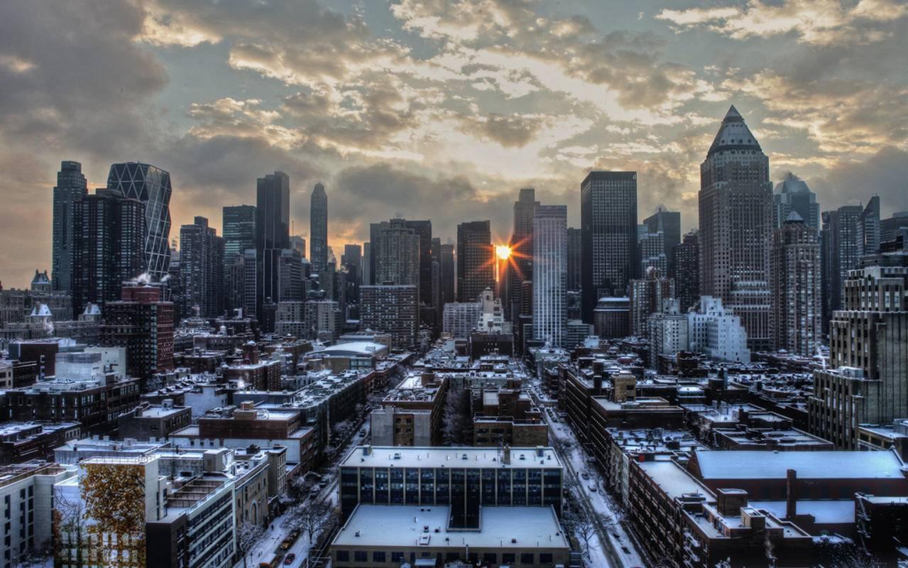 viajar en invierno Nueva York