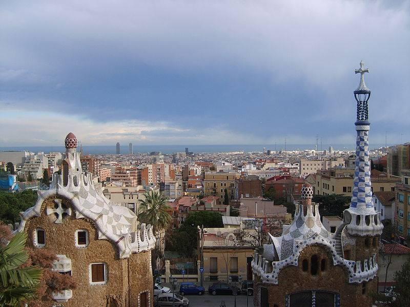 capitales de europa barcelona