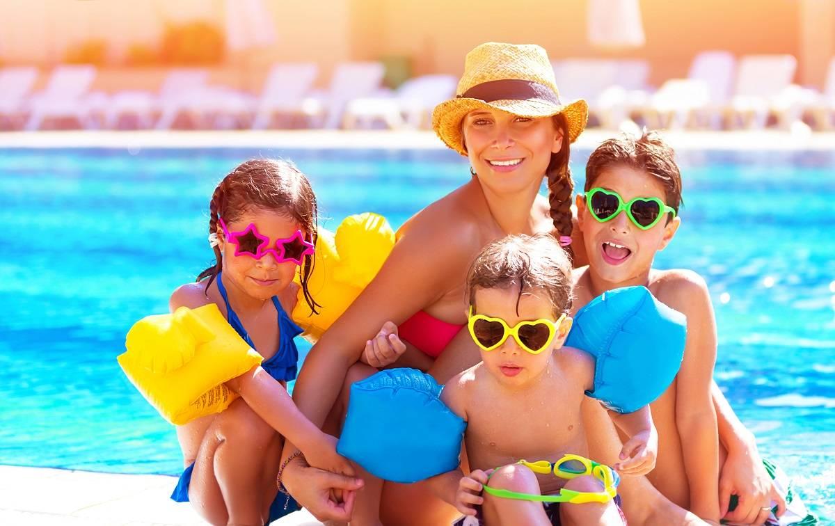 5 claves para organizar las vacaciones con niños 1