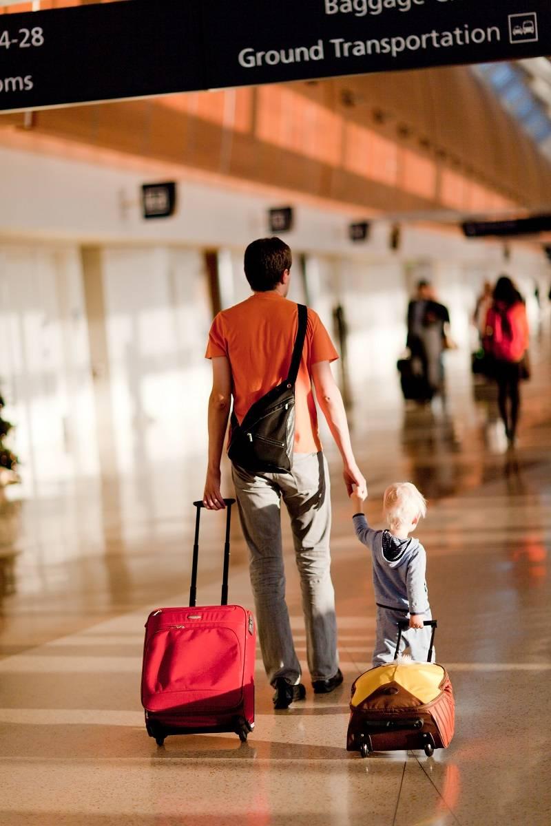 5 claves para organizar las vacaciones con niños 2