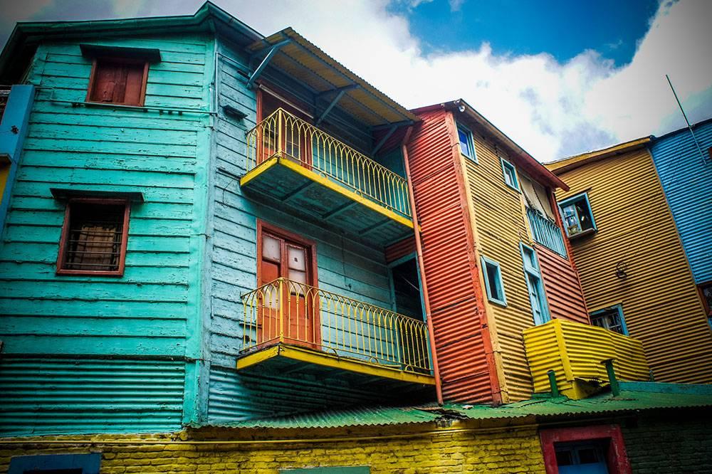 Ciudades más coloridas