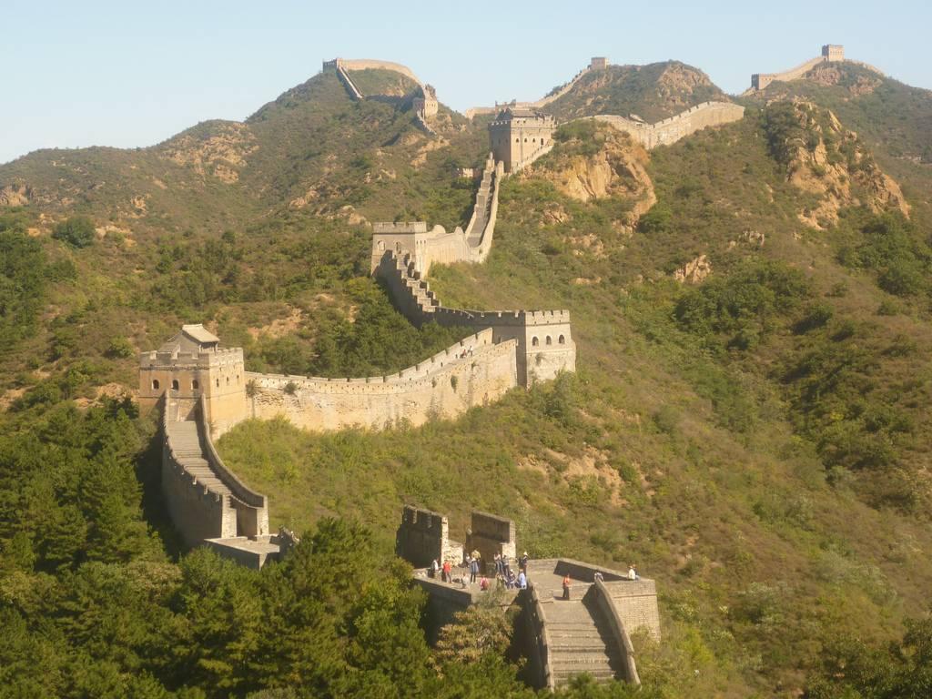 Muros más famosos del mundo