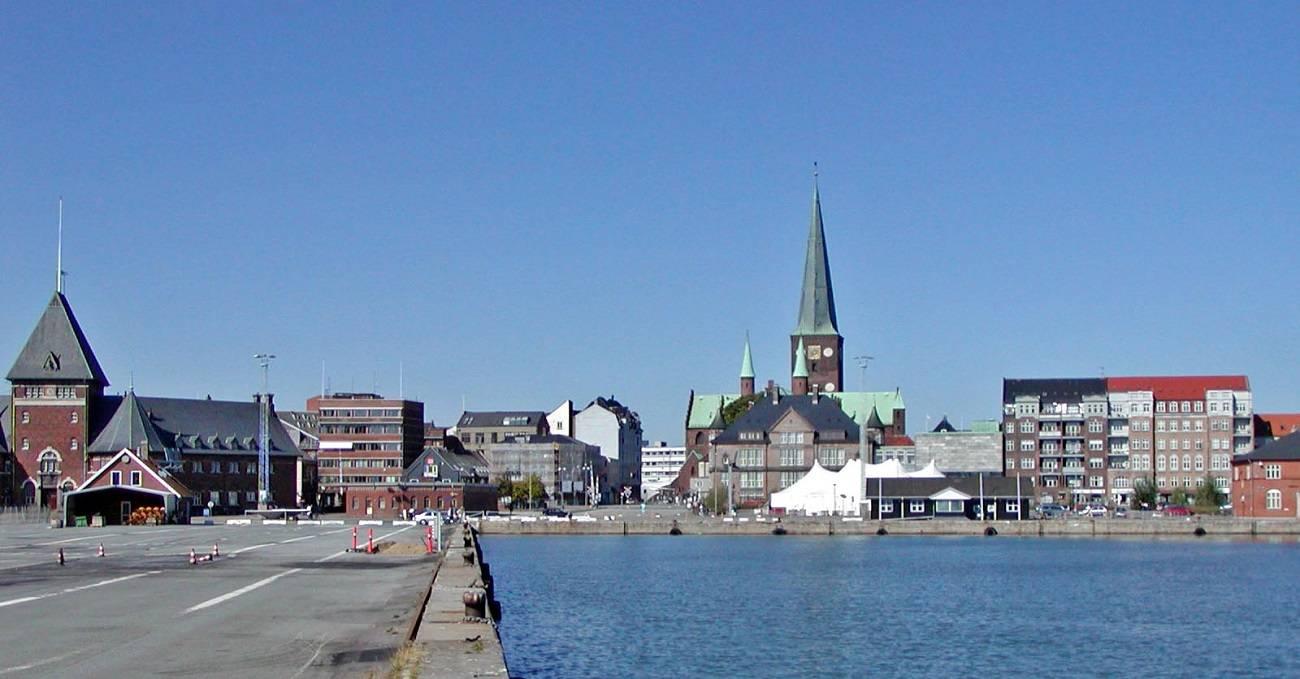 Aarhus - Dinamarca