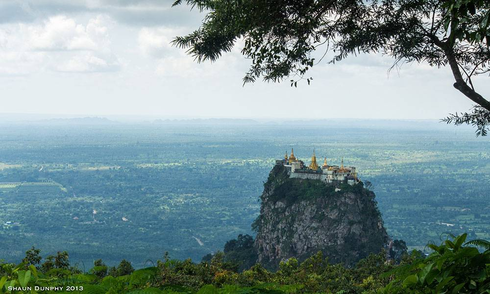 Monasterios budistas