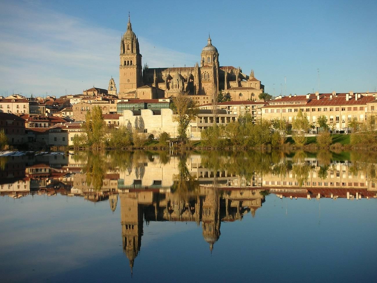 Salamanca capital europea de la cultura