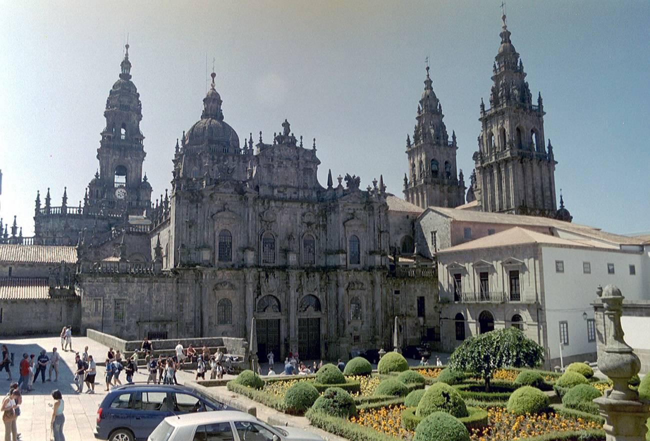 Santiago de Compostela capital europea de la cultura