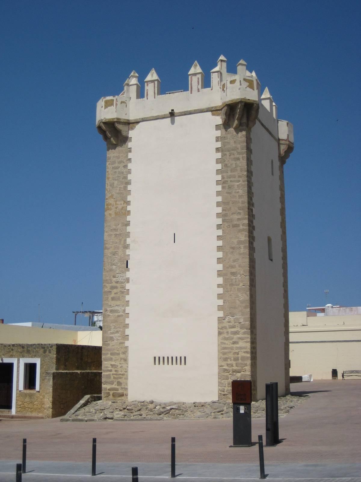 Torre de Guzmán en Conil de la Frontera