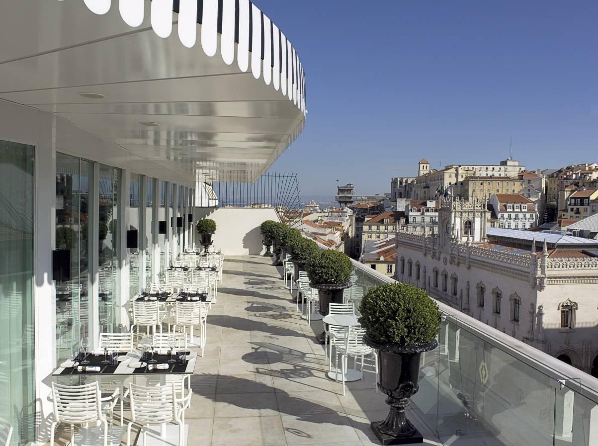Descubre las siete mejores terrazas de Lisboa 2