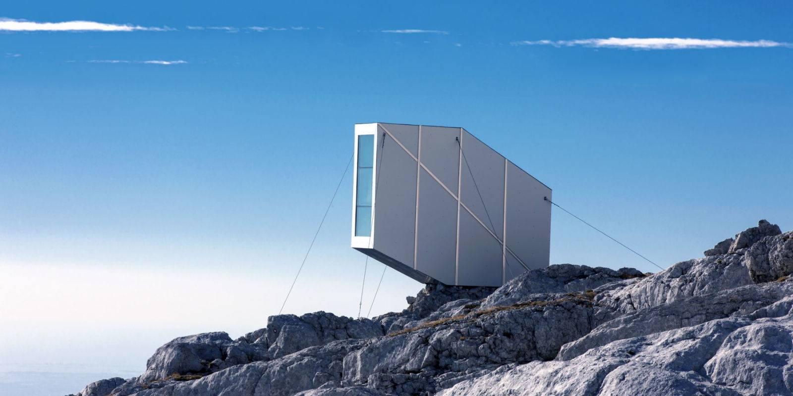 8 lugares en el mundo con casas suspendidas en el aire 8