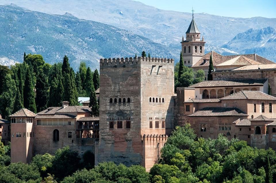 Los 5 lugares más visitados de España 5