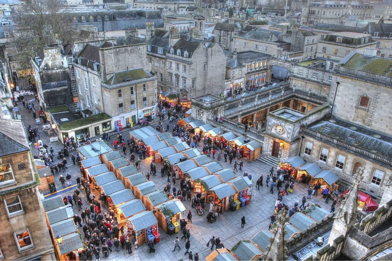 Descubre los mercadillos navideños más curiosos que se celebran en Europa 5