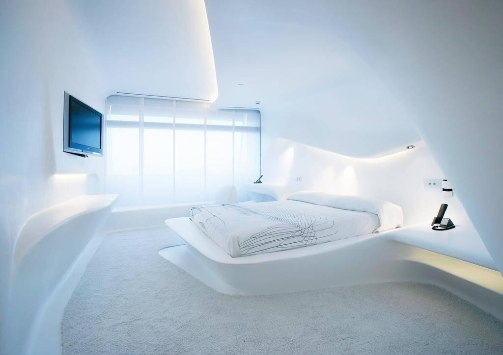 Demos una vuelta por los 10 mejores alojamientos de diseño de Madrid 2